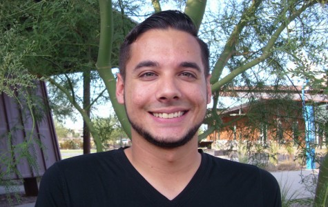 Student Volunteers: Alex Parra and the Arizona Hemophilia Association