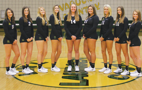 CAC Volleyball team gives back to the community…