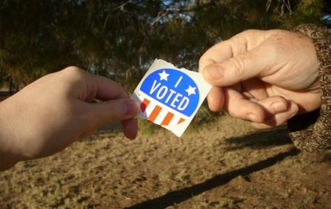 I Voted and I Got  My Sticker