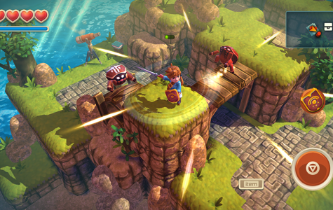 App Review: Oceanhorn: Monster of Uncharted Seas