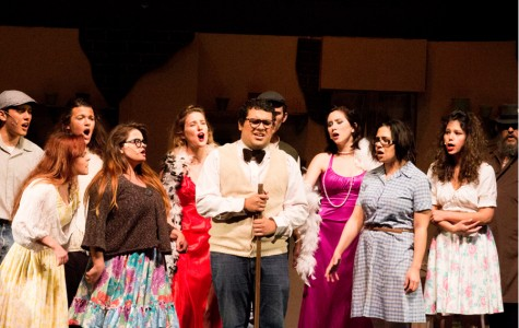 Little Shop of Horrors Delights  CAC Audience