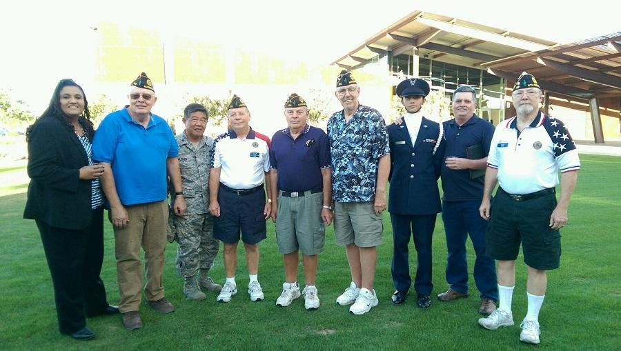 Maricopa Campus Celebrates Veteran's Day