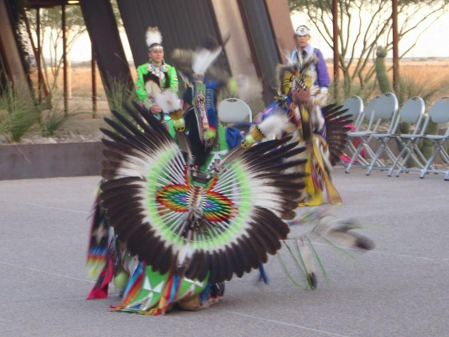 Native American Heritage Month has the spotlight at the Maricopa Campus!