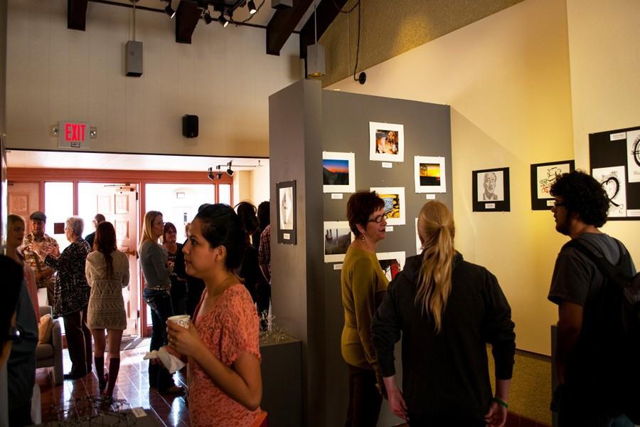 Art+Gallery+Opening