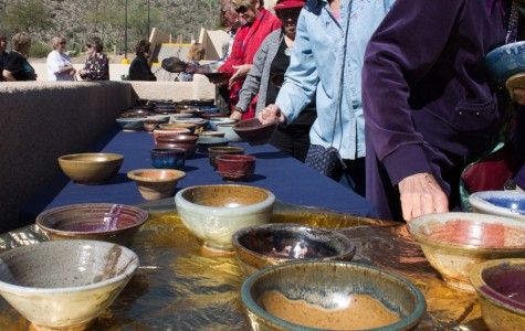 Empty Bowls, Full Stomachs