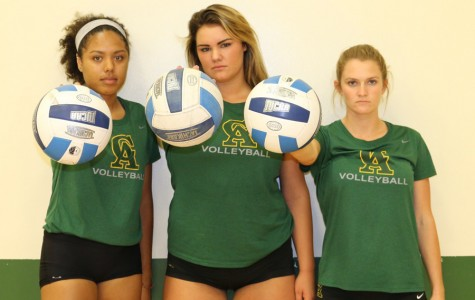 Getting to Know Our CAC Volleyball Girls