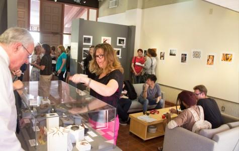 Student Art Gallery Opens