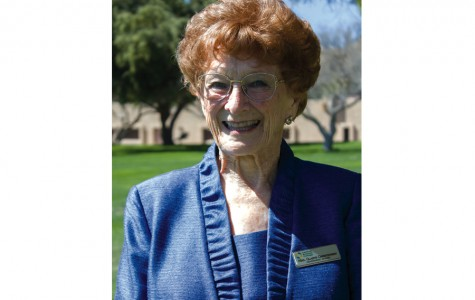 Get to Know Your Board President:  Gladys Christensen