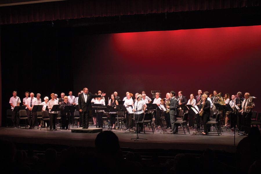CAC's Wind Ensemble