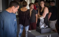 Mysterious Spaces: Student Art Gallery Opening