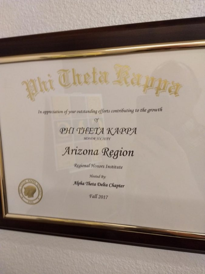 PTK Award