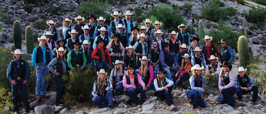 CAC Rodeo Team
