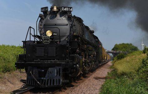 Historic Steam Engine to Visit Casa Grande