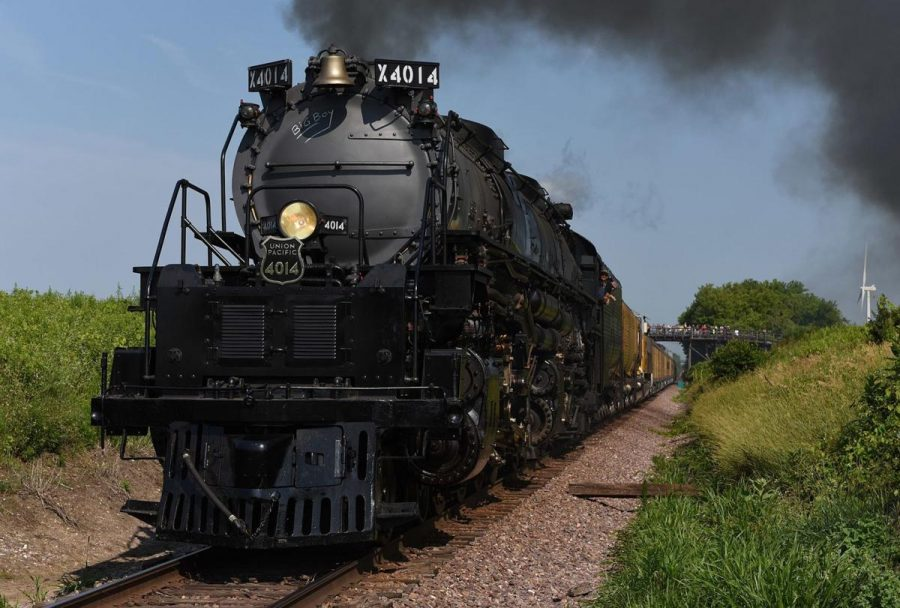 Historic Steam Engine Coming to Casa Grande by Garrett Acuna-Taylor