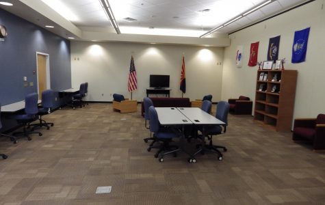 Student Veterans Have a New Space Within CAC