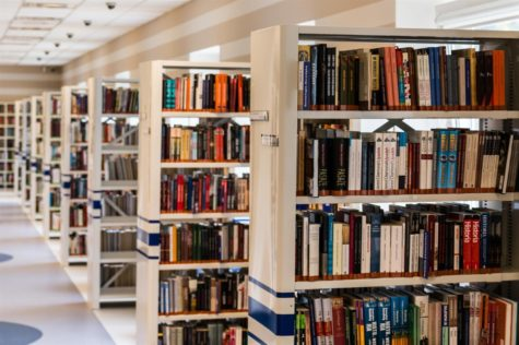 Books Around Campus