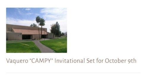 Inaugural CAMPY Invitational